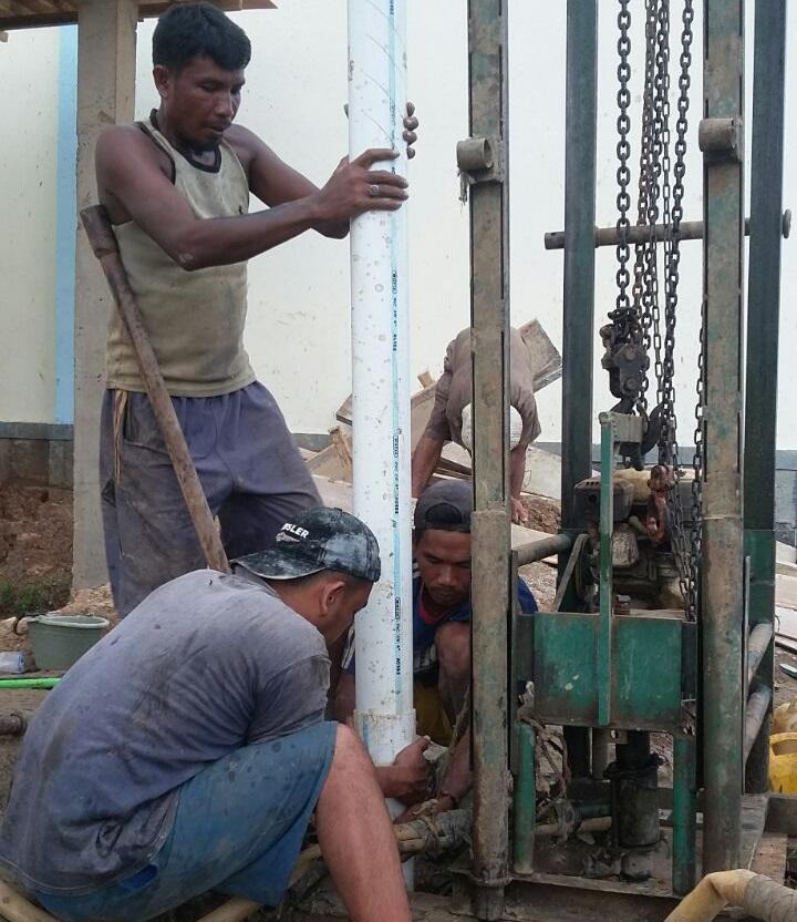 Jasa pembuatan sumur bor bergaransi
