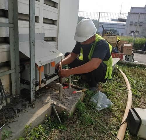Instalasi dan Service Pompa Air Karawang